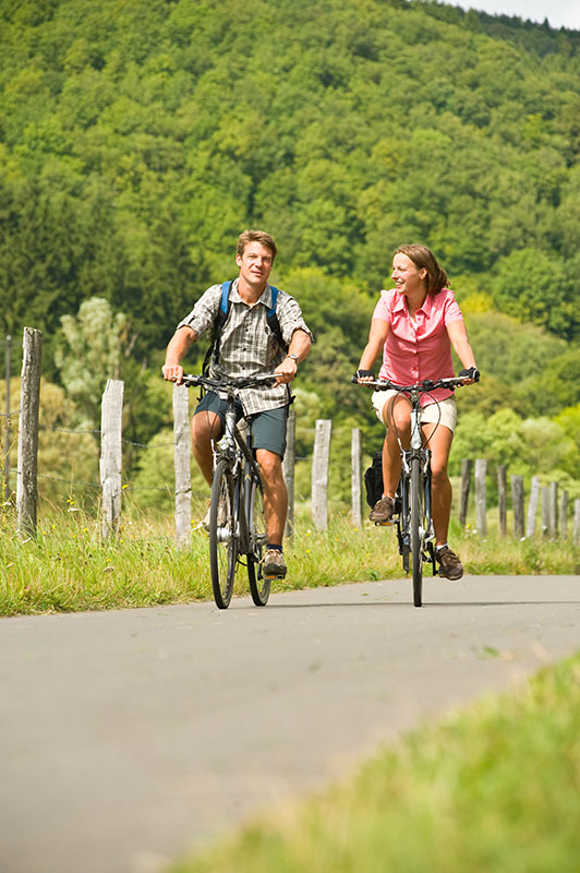 Bild: Radfahren