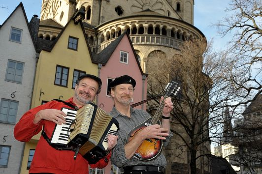 Bild: Walter Oepen und Wolfgang Seyffert