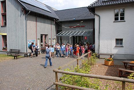 Bild: Ausflugstag ins Naturzentrum Eifel in Nettersheim