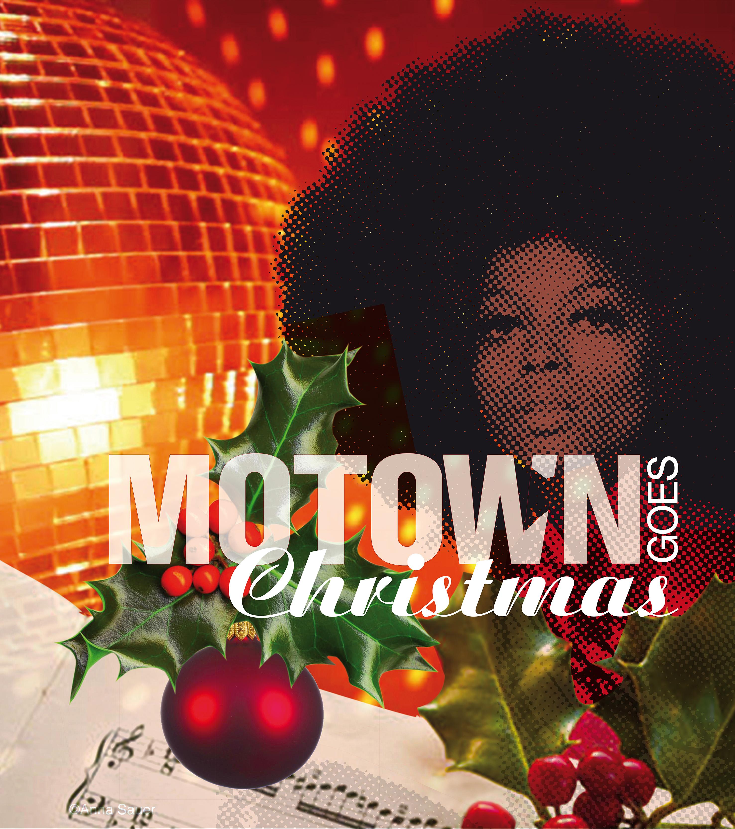 Bild: Motown Goes Christmas ©Konzertdirektion Landgraf