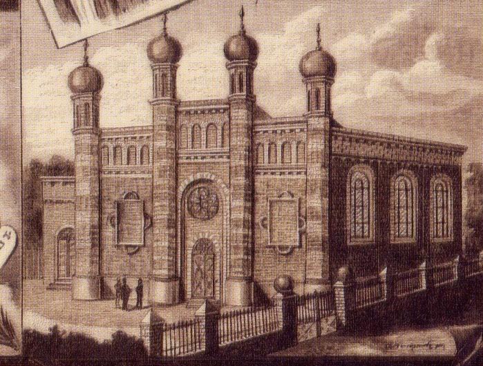 Bild: Synagoge Lechenich